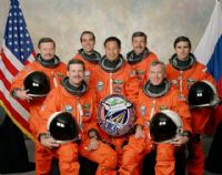 STS-106 Official NASA Crew Portrait